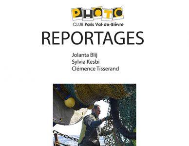 La galerie Daguerre présente l'exposition Reportages du 15 au 29 septembre 2021